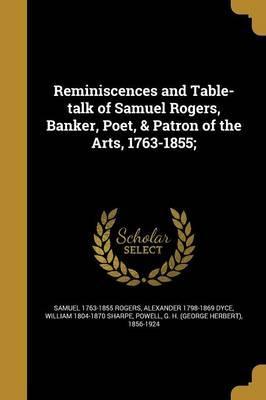 REMINISCENCES & TABL...