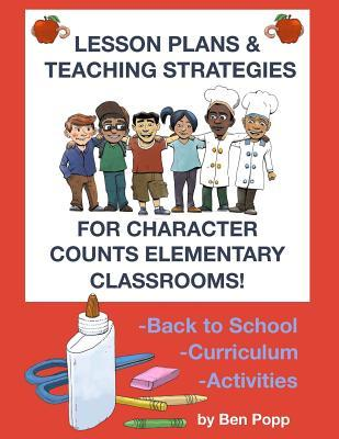 Lesson Plans & Teaching Strategies for Character Counts Elementary Classrooms