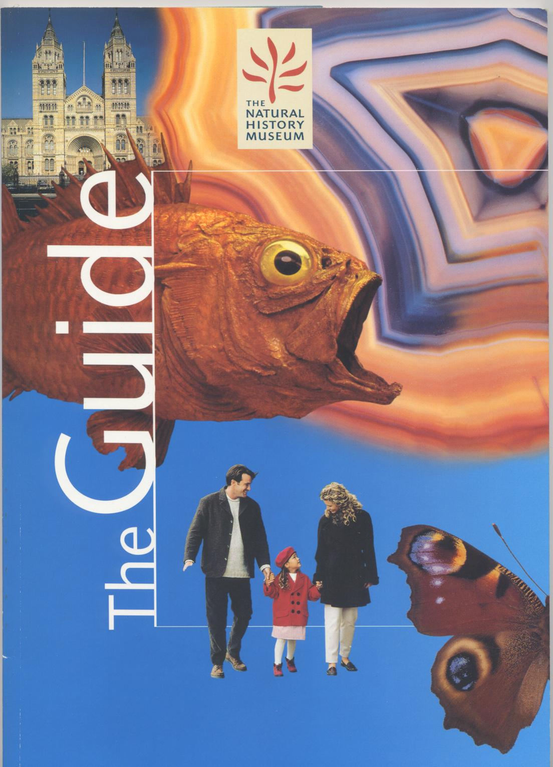 The Guide - The Natural History Museum