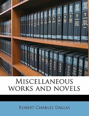 Miscellaneous Works ...