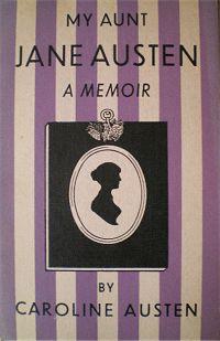 My Aunt Jane Austen