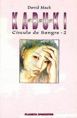 Kabuki, nº 2