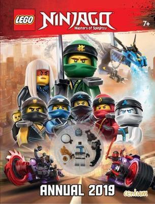 Lego Ninjago Annual
