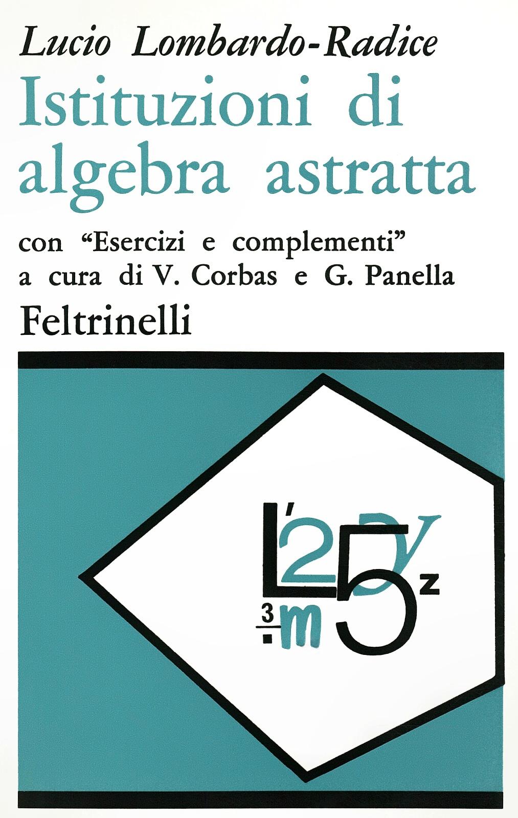Istituzioni di algebra astratta