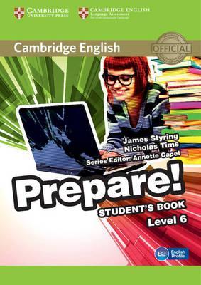 Cambridge English prepare! Level 6. Student's book. Per le Scuole superiori. Con espansione online
