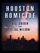 Houston Homicide
