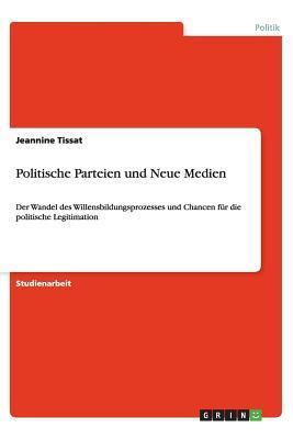 Politische Parteien und Neue Medien