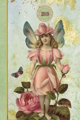 2019 Planner - Pink Rose Fairy