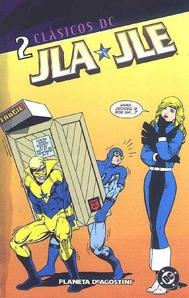 Clásicos DC: JLA/JL...