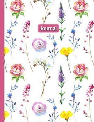 Spring Flowers Design Journal