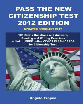 Pass the New Citizen...
