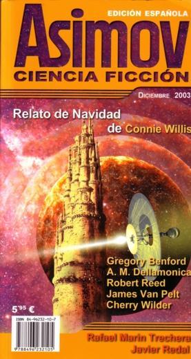 Asimov Ciencia Ficción - Nº03