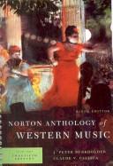 Norton Anthology of Western Music (Sixth Edition)