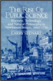 The Rise of Public Science