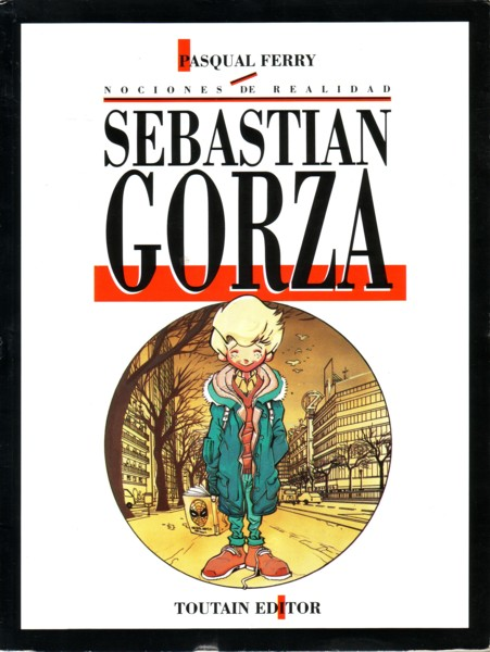Sebastián Gorza