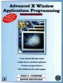 Advanced X Window Application Programming