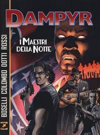 Dampyr: I maestri de...