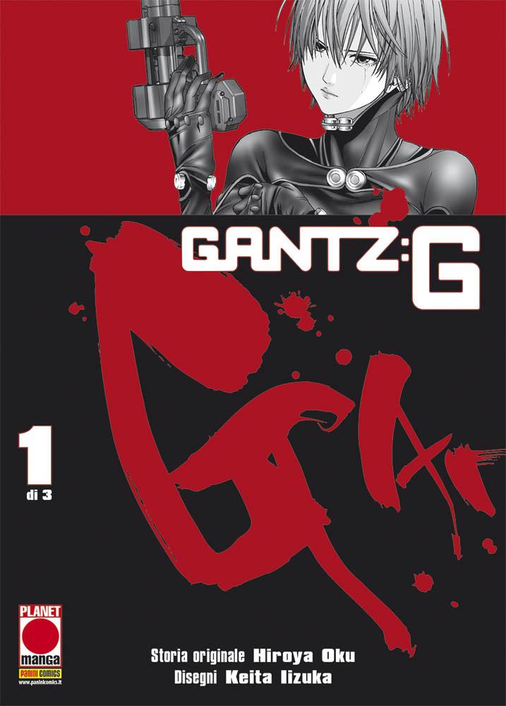 Gantz: G vol. 1