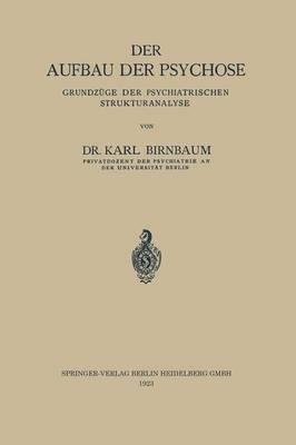 Der Aufbau Der Psychose
