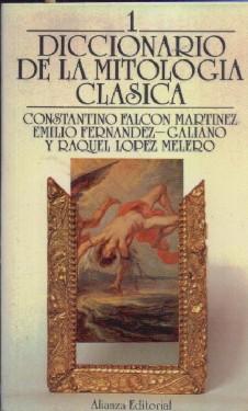 Diccionario de La Mitologia Clasica 1