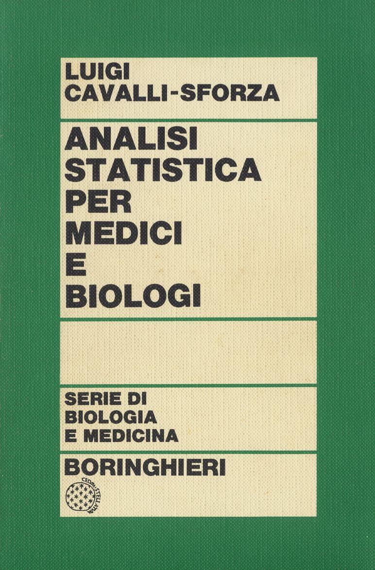 Analisi statistica per medici e biologi