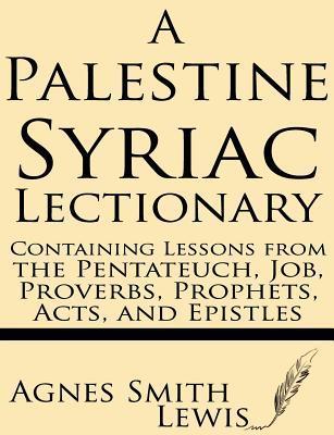 A Palestinian Syriac Lectionary