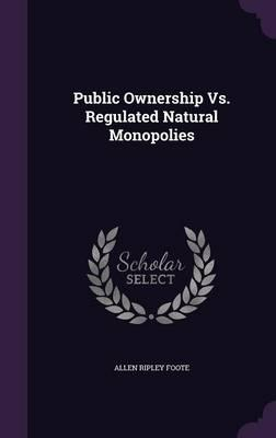 Public Ownership vs....