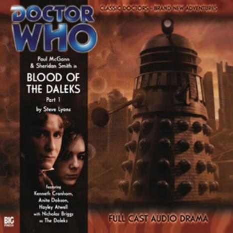 Doctor Who: Blood of the Daleks - Part 1