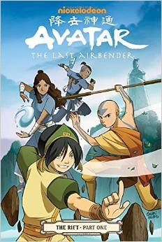 Avatar, the Last Airbender: The Rift, Part 1