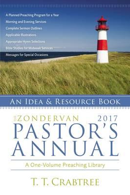 The Zondervan 2017 Pastor's Annual