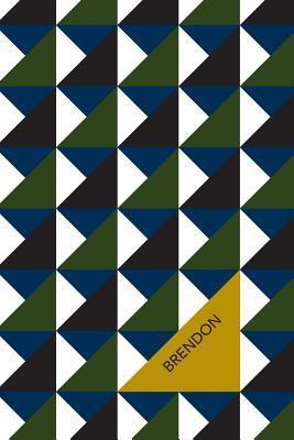 Etchbooks Brendon, Qbert, College Rule, 6 X 9, 100 Pages
