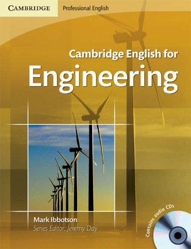 Camb Engl for Engineer Std Bk w CD
