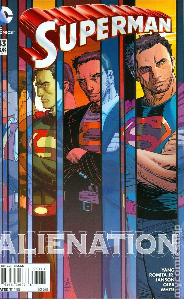 Superman Vol.3 #43