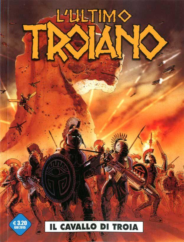 L'ultimo troiano n. 1