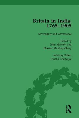 Britain in India, 1765-1905, Volume V