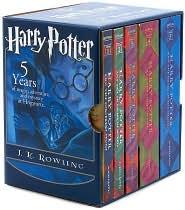 Harry Potter Paperback Boxed Set