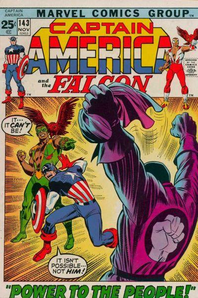Captain America Vol.1 #143