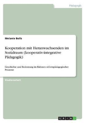 Kooperation mit Heranwachsenden im Sozialraum (kooperativ-integrative Pädagogik)
