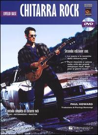 Chitarra rock. Livello base. Con DVD