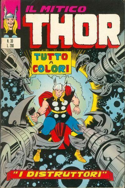 Il mitico Thor n. 30