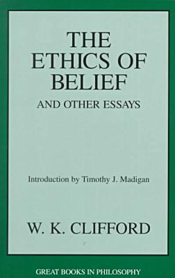 The Ethics of Belief...