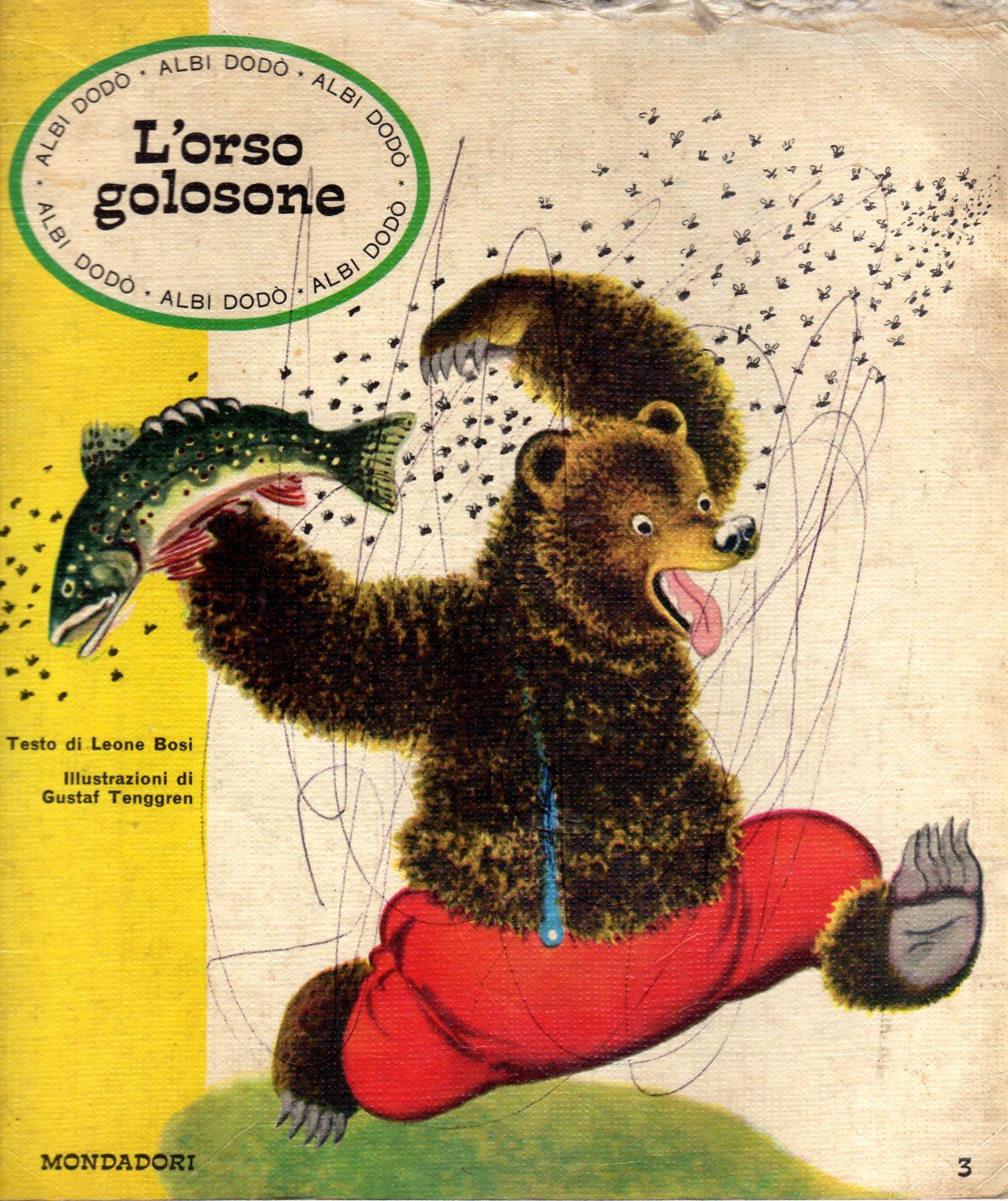 L'orso golosone