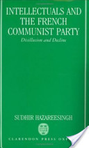 Intellectuals and the French Communist Party