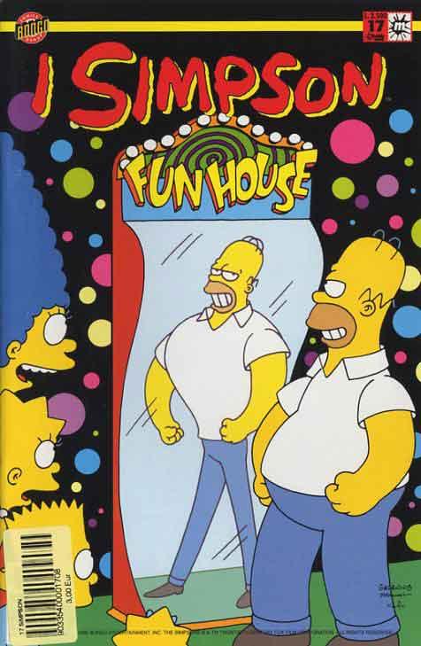 I Simpson n. 17