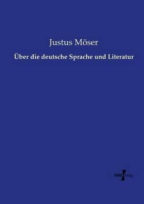 Über die deutsche Sprache und Literatur