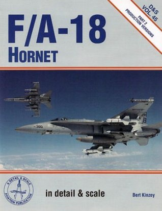 F/A-18 Hornet in detail and scale, Part 2