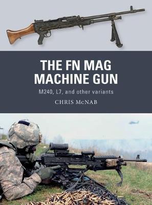 The FN MAG Machine Gun