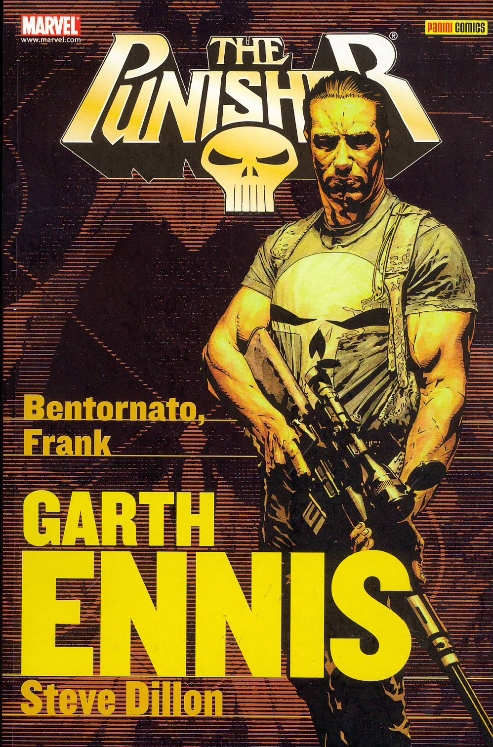 The Punisher Garth Ennis Collection vol. 1