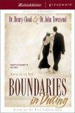 Boundaries in Dating...