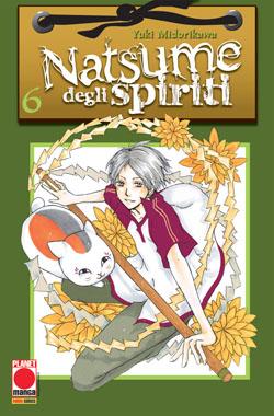 Natsume degli spiriti vol. 6